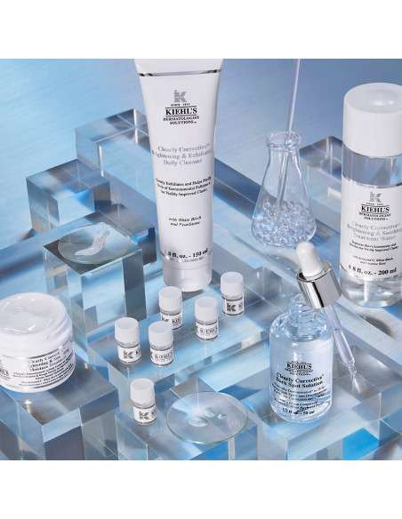 Clearly Corrective Ampoules Vial Card